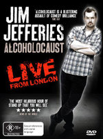 Jim Jefferies Alcoholocaust - Jim Jeffries