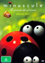 Minuscule : The Private Life of Insects - Season 2 - DVD 1 - Thomas Szabo