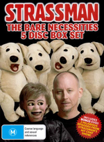 Strassman : The Bear Necessities (5 Discs) - Sid The Beaver