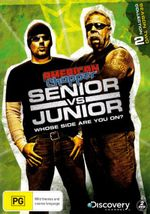 American Chopper : Senior vs Junior Season 2 Collection 2 - Vincent DiMartino