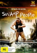 Swamp People : Season 2 - Junior Edwards