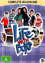 Life With Boys : Season 1 (3 Discs) - Torri Webster