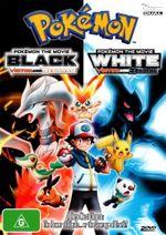 Pokemon the Movie : Black: Victini and Reshiram and Pokemon the Movie: White: Victini and Zekrom - Michele Knotz