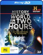 History Of The World In 2 Hours (3D Blu-ray/Blu-ray) - Peter Ward