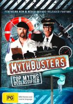 Mythbusters : Top Myths Declassified - Tory Belleci