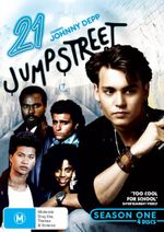 21 Jump Street : Season 1 - Peter DeLuise