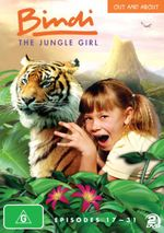 Bindi The Jungle Girl : Out and About (2 Discs) - Bindi Irwin