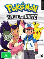 Pokemon : Season 14 - Black and White (6 Discs) - Rodger Parsons
