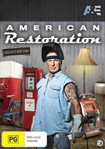 American Restoration : Collection 1 (2 Discs)