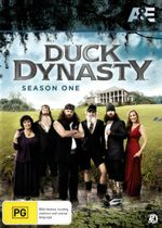 Duck Dynasty : Season 1 (2 Discs) - Willie Robertson