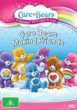 Care Bears : Welcome To Care-A-Lot - Making Friends - Dan Hennessey