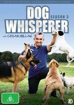 Dog Whisperer : Season 3 (Cesar Millan) (5 Discs) - Cesar Millan