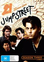 21 Jump Street : Season 3 (5 Discs) - Steven Williams