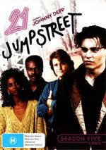 21 Jump Street : Season 5 (5 Discs) - Holly Robinson Peete