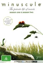 Minuscule : The Private Life of Insects - Seasons 1 - 2 - Not Specified