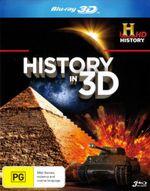 History in 3D (3 Discs)