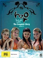 H2O : Just Add Water - The Complete Story (16 Discs) - Cariba Heine