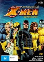 Astonishing X-Men : Quadrilogy (2 Discs) - Eva Christensen