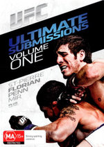 UFC : Ultimate Submissions: Volume 1 - Frank Mir