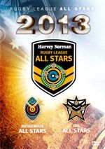 NRL Rugby League All Stars 2013 - Ray Warren