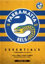 NRL Essentials : Parramatta Eels (3 Discs) - Ray Warren