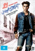 21 Jump Street : The Complete Series Collection - Holly Robinson Peete