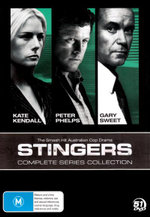 Stingers : The Complete Collection - Ian Stenlake