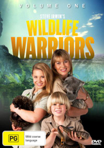 Wildlife Warriors : Volume 1 - Terrie Irwin