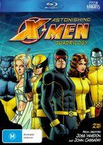 Astonishing X-Men : Quadrilogy (2 Discs) - Eva Christensen