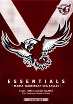 NRL Essentials : Manly-Warringah Sea Eagles - Paul Vautin