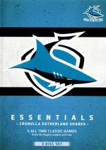 NRL Essentials : Cronulla-Sutherland Sharks - Paul Vautin