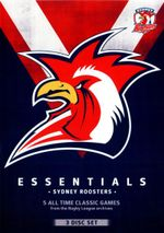NRL Essentials : Sydney Roosters - Peter Stirling
