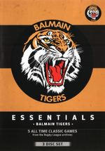 NRL Essentials : Balmain Tigers - Not Specified