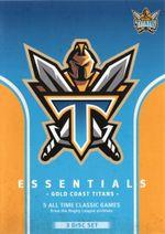NRL : Essentials Gold Coast Titans - Scott Prince