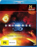 The Universe in 3D : Nemesis - The Sun's Evil Twin - Neil De Grasse Tyson