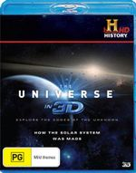 The Universe In 3D : How The Solar System Was Made - Neil De Grasse Tyson