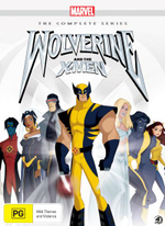 Wolverine and the X-Men : The Complete Series - Nolan North
