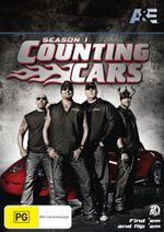 Counting Cars : Season 1 - Scott Smith