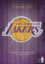 NBA Dynasty Series : Los Angeles Lakers - The Complete History - Wilt Chamberlain