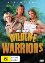 Wildlife Warriors : Volume 2 - Terrie Irwin