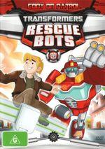 Transformers Rescue Bots : Cody on Patrol - Elan Garfias