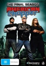 American Chopper : The Final Season - Paul Teutul Junior
