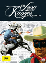 Lone Ranger : Season 1 - 2 - Jay Silverheels