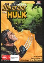 Marvel Knights : Ultimate Wolverine vs Hulk - Marvel Animation