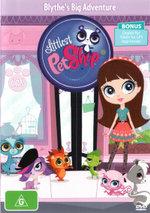 Littlest Pet Shop : Blythe's Big Adventure - Kira Tozer