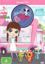 Littlest Pet Shop : Sweetest Pets - Kira Tozer