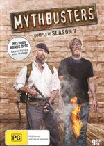 MythBusters : Season 7 - Adam Savage
