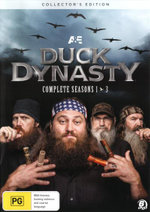 Duck Dynasty : Seasons 1-3 (Collector's Edition) - Si Robertson