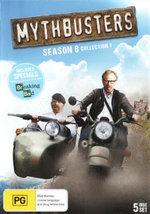 Mythbusters : Season 8 - Collection 1 - Robert Lee