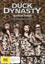 Duck Dynasty : Season 3 - Si Robertson